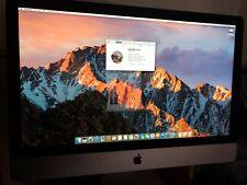 iMac (27-inch, Late 2009),3.06 GHz Intel Core 2 Duo, 4GB Memory, 1TB Hard Drive