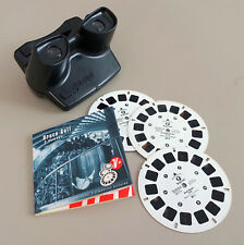 Bruce Goff 3 Houses 3D View-Master reels + viewer GIFT SET