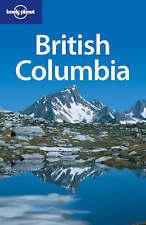 British Columbia (Lonely Planet), Ver Berkmoes, Ryan Paperback Book