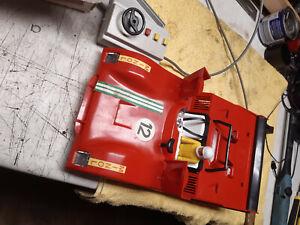 DDR Spielzeugauto Ferrari