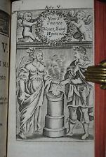 Guarini, Il Pastor fido - Le Berger fidelle - Lyon 1699