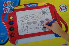 ART&Fun Maltafel Zaubertafel Magnettafel Magnetzeichentafel Zeichentafel , (K)