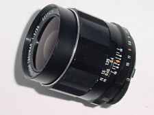 PENTAX Takumar 35mm F/2 SMC M42 Screw Mount Manual Focus Lens * Ex++