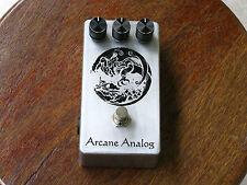 "Arcane Analog ""One Knob"" Fuzz (Colorsound Fuzz Box Clone)"