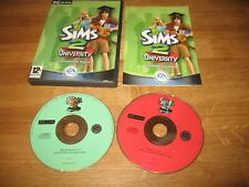 PC game - The Sims 2 University Expansion Pack CD ROM boxed complete