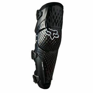 New Fox Racing Titan Pro D30 Knee Guards, Black, 25190-001-S/M