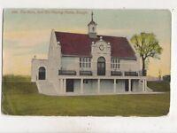 The Barn Salt Hill Playing Fields Slough Buckinghamshire 1909 Postcard 588b