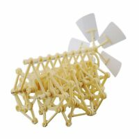 Wind Powered Walker Beast Mini Strandbeest DIY Assembly Model Kits Robot Toy Fun
