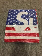 Supreme American Flag Towel Brand New In Packaging