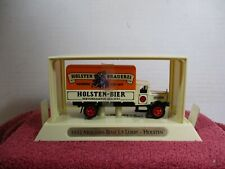 MATCHBOX MODELS OF YESTERYEAR ~ BEERS OF THE WORLD ~ 1932 MERCEDES BENZ L5 LORRY