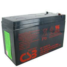 New Csb Hr1234W F2 12V 34W High Rate Sealed Lead Acid Battery