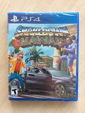 Shakedown Hawaii PS4 Region Free Brand New Sealed