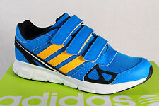 Adidas Sport Shoes Running Shoes Hyperfast Blue/Orange New