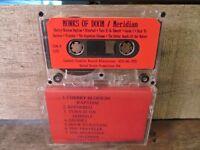 Meridian by Monks of Doom (Cassette)