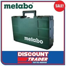 Metabo Heavy Duty 2 Piece Carry Case Suites Drill & Driver - 6.23855.02