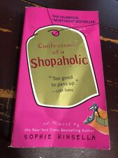 Shopaholic Paperback Book By Sophie Kinsella Novel Best Seller