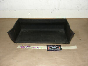 OEM 64 Cadillac Sedan Deville DASH GLOVE BOX COMPARTMENT TRAY LINER