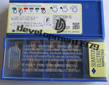 10pcs SUMITOMO CCMT09T304N-SU AC630M CCMM3T1ESU carbide inserts