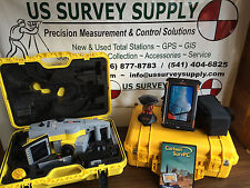 """Geomax 5"""" Zoom90 A10 Reflectorless Robotic Total Station w/ Carlson - Financing"""