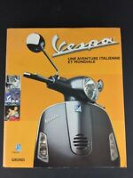 Superbe Livre illustré Vespa une aventure Italienne Piaggio