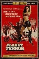 "PLANET TERROR Movie Poster [Licensed-NEW-USA] 27x40"" Theater Size (Grindhouse) B"