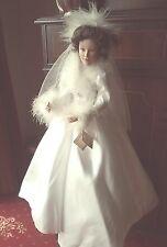Ashton-Drake bride doll