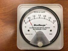 S9003 Differential  Pressure Gauge