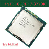 1PC Intel Core i7-3770K i7 3.5 GHz Quad-Core CPU Processor 8M 77W LGA 1155 RHNUS
