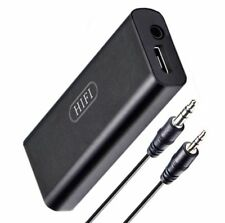 Portable Headphone Amplifier Premium Quality Bass Boost for PC and Smartphones