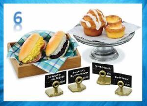 Re-Ment Miniature Petit sample BAKERY PETIT Bread and cake  rement No.06