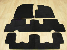 Citroen C4 Grand Picasso (2015-on) Fully Tailored Car Mats in Black.