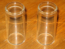 "Blooze Bottle Glass Guitar Slide - Medium 2 1/4"" - MC1 - Coricidin - 2 Pack New"