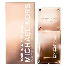 Michael Kors Rose Radiant Gold Eau de Parfum Spray SEALED 1.0 oz Women's Perfume