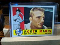2019 Topps Series 1 Iconic Card Roger Maris