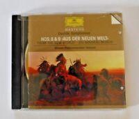 """Dvorak: Symphonien Nos. 8 & 9 """"Aus der neuen Welt""""  / CD"""