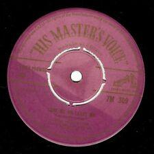 LENA HORNE Love Me Or Leave Me Vinyl Record 7 Inch HMV 7M 309 1955
