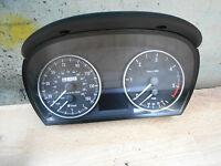 BMW E90 3 SERIES 320D DIESEL 320 SPEEDO CLOCKS DASH CLUSTER 9122603-01