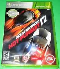 Need for Speed: Hot Pursuit  Xbox 360 *New! *Sealed! *Free Shipping!