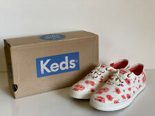 NEW! KEDS CHAMPION POPPY CREAM CASUAL SHOES SNEAKERS 7 37 SALE