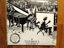 VOORMANN & FRIENDS  -  A SIDEMAN' S JOURNEY  -  CD DIGIPACK NUOVO E SIGILLATO