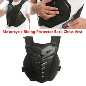 Motorcycle Protective Equipment Back Chest Vest Guard Deflector Body Drop Proof