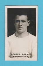 FOOTBALL - THE CHAMPION -  FOOTBALLER  -  BARNES  OF  MANCHESTER  CITY  -  1922