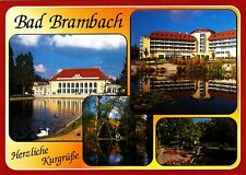 Bad Brambach ,Ansichtskarte, ungelaufen