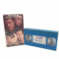 Resbak Babalikan Kita Vhs Movie Viva Video 2000 Rare Blue Cassette Filipino