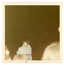 """ELVIS PRESLEY ~ Original Vintage Photo ~ Glossy 4"""" X 4"""" ~ """"A KODAK PAPER"""" ~"""