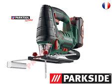 PARKSIDE® Scie sauteuse sans fil à mouvement pendulaire PSTDA 20-Li B3, 20V
