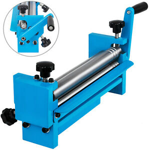 SJ-300 Slip Roll Machine 300mm Slip Roller Bender 2.5mm Sheet Metal Fabrication