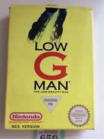 nes nintendo Low G Man The Low Gravity Man