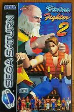 Virtua Fighter 2 Sega Saturn Game PAL