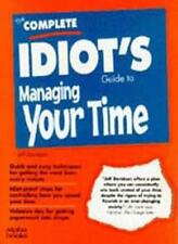 C I G:  To Managing Your Time: Complete Idiot's Guide (Complete Idiot's Guide.